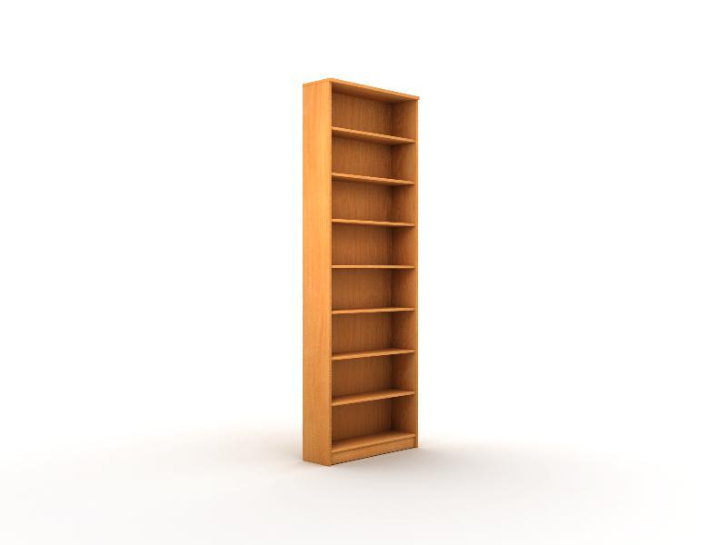 Стеллаж открытый милан-60 : : мастер-мебель.